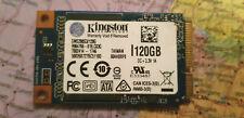 SSD Kingston 120Go mSATA 6Gb/s - SMS200S3120G