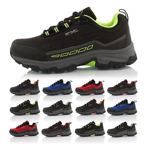 Neu Damen Herren Trekking Wanderschuhe Outdoor Übergrößen 2099 Schuhe Gr. 36-50