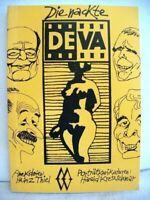 Die nackte DEVA . Anekdoten, Ansichten und Geschichten aus 50 Jahren Film.von He