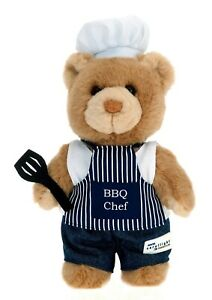 RACQ CAREFLIGHT LIFEFLIGHT BBQ CHEF BEAR LIMITED EDITION RELEASED 2009