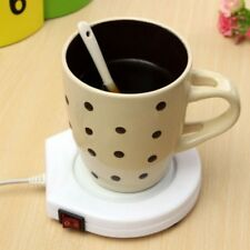 Electric Tea Coffee Rapid Mug Heat Warmer Heater Drinks Beverage Cup 220V #AM8