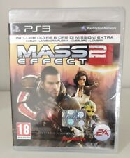 MASS EFFECT 2  PS3 NUOVO SIGILLATO VERSIONE ITALIANA, RARO PLAYSTATION 3