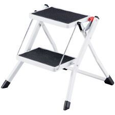 2 Step Stool Folding Ladder Anti Slip Safety Tread Kitchen New By Home Discount