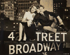 Judy Garland and Mickey Rooney photo - L2627 - Babes on Broadway - NEW IMAGE!!!