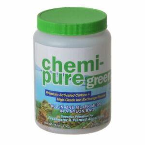 Boyd Enterprises Chemi Pure green Treats 55 gallons 11oz Part# CPGN11