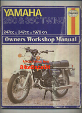 Yamaha RD250 (1970-1975) manual de Haynes RD350 DS7 R5 RD 250 350 YDS7 YR5 (pre-lc)