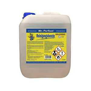 Mr. Perfect® Waschbenzin 5L - Reinigungsbenzin für Textilien & Oberflächen