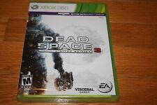 Brand New Factory Sealed Xbox 360 Dead Space 3 Limited Edition SHIP FREE US FAST