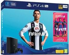 Sony PlayStation 4 1tb Pro Console With FIFA 19 Ps4