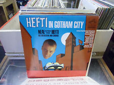 HEFTI In Gotham City vinyl LP RCA Victor Records EX [Batman Theme]