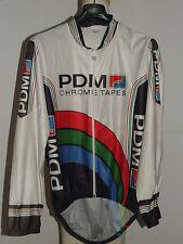 Maillot de Vélo Haut Maillot Cyclisme Sport Cape Coupe Vent Pdm Taille L