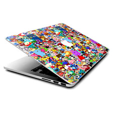 "Skin Decals Wrap for MacBook Pro Retina 13"" - Sticker collage"