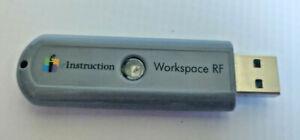 eInstruction Workspace RF USB Stick - Model H4 - Gray