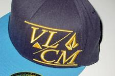 New Licensed Volcom Stone 3D Embroidered 210 Flexfit Hat Size S/M SICK LID! _B23