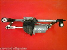 VAUXHALL CORSA D FRONT WIPER MOTOR AND LINKAGE ARM ASSEMBLY 2006-2014