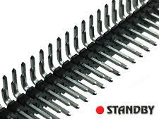 5pcs 2x36 pin header angled, 2.54mm  892-90-072-20-902 PRECI-DIP plating SnPb