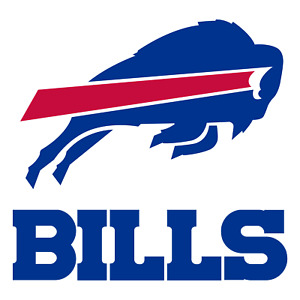 Buffalo Bills corn hole set of 2 decals ,Free shipping, Made in USA #2