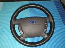 Ford BA BF Territory XR6 Perforated Leather steering wheel Falcon W/Air Bag