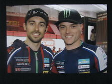 Photo Voltcom Crescent Suzuki Team WSB 2014 Eugene Laverty / Alex Lowes Assen