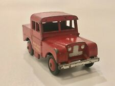 DINKY TOYS 255 MERSEY TUNNEL POLICE VAN LAND ROVER