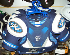 Lot of 5 Hespeler Basix Hockey Shoulder Pads Store Liquadation SALE!