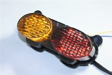 LED Tail Light Integrated with Turn Signals  For 00-02 01 Kawasaki ZX6R J1/J2