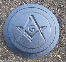 "Gotatue Mold 11"" stepping stone Mason's plastic mold plaster concrete mould"