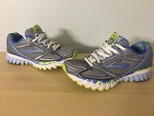 Brooks Ghost 6 Women's Running Shoes Size 7.5  1201381B450 Pre-Owned Graffiti