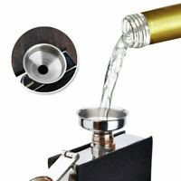 Beer Kitchen Tool Handle Filling Wine Stainless Steel Small Mouth Mini Funnel