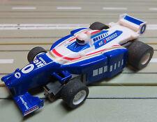 für H0 Slotcar Racing Modellbahn --   Formel 1  Williams mit Tyco Motor