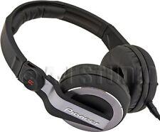 Pioneer*HDJ-500T-K*DJ Headphone w/Mic & Phone Answering Button FREE SHIPPING