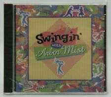 Swingin' With Arbor Mist Keep the Jive Alive (CD, 10 Tracks, Back in the Day)