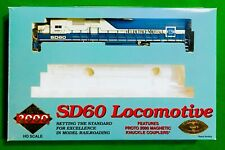 LLP2K / Digitrax HO RTR    Powered, DC&DCC    Ships USPS Insured    (see photo)
