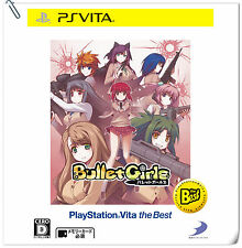 PSV BULLET GIRLS (JAPANESE) SONY PlayStation VITA D3 Publisher Action Games