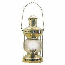 perfekt für die maritime Dekoration Fishermens Hänge-Lampe Messing lackiert