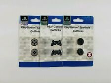 Official Licensed PlayStation DualShock Controller/Buttons/Symbols Cufflinks