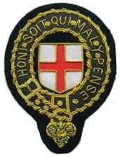 Custom Medieval Knight Cape Robe Mantle Royal Arms Shield Order Garter Crest Coa