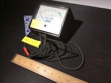 MTSC panel Meter DC Volts 0-16 volt.