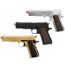 WE TECH Gen2 Full Metal 1911 A1 GI Gas Blowback GBB Airsoft Training Pistol