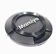 Genuine Mamiya 58mm Center-Pinch 645AF Front Lens Cap