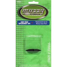 Muzzy Bowfishing Replacement Points - Carp Tip (2 per pack) 1051 #01051