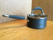 New listing Kitchenaid Hard Anodized Nonstick 1 Qt Saucepan With Lid