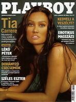 Playboy Hungary 2003/06 - Tia Carrere - Charis Boyle - Szeles Eszter