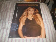 Mandy Moore-I Wanna Be With You-1 Poster-11X17 Inches-Nmint-Rare!