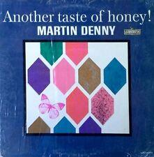MARTIN DENNY - ANOTHER TASTE OF HONEY - LIBERTY LP - STILL IN SHRINK WRAP