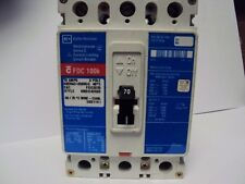 CUTLER HAMMER  FDC3070 70 amp 3 pole CIRCUIT BREAKER Voltage 600
