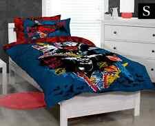 DC Comics Batman V Superman Single Quilt Cover Set - Multi
