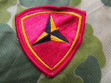 PATCH 3 rd MARINE'S DIVISION US PERIODE VIETNAM