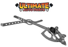 Front Window Regulator Drivers LH No Motor for 92-94 Chevy Blazer (Full Size)