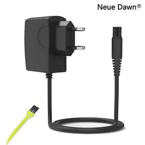 Chargeur pour Philips Norelco HQ8505 QP2530 9000 Series 5000 Rasoir Tondeuse 15V